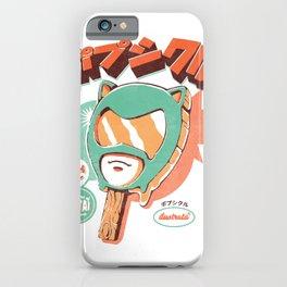 Sentai Ice Pop iPhone Case