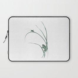 Frog & Cricket Laptop Sleeve