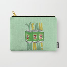 Yeah Nah Carry-All Pouch