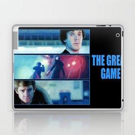The Great Game Laptop & iPad Skin