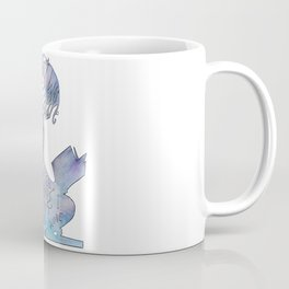 It was Books that Made me Feel Like I was Not Completely Alone Coffee Mug