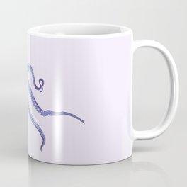 Awesome Purple Octopus Coffee Mug