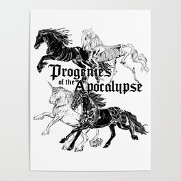 Cavaliers de l'Apocalypse Poster