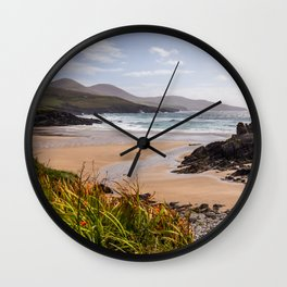 St Finian's Bay, Co. Kerry Wall Clock