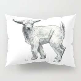 Little Goat Baby  SK134 Pillow Sham
