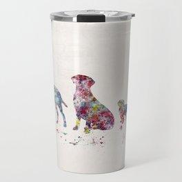 Labrador family Travel Mug