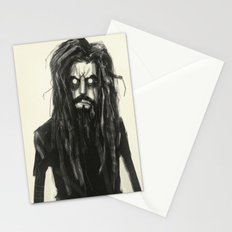 Rob Zombie Stationery Cards