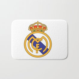 Real Madrid Logo Bath Mat
