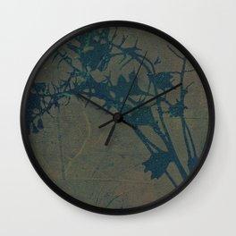 Botanica No. 8 Wall Clock