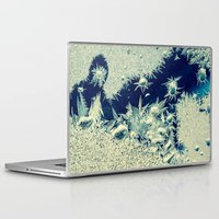 jack frost Laptop & iPad Skins featuring jack frost by Bonnie Jakobsen-Martin