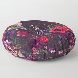 Astro Garden Floor Pillow