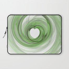 Valentine's Fractal V - Light Laptop Sleeve