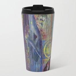 Wine collage Travel Mug