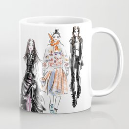 Fashion Week Coffee Mug