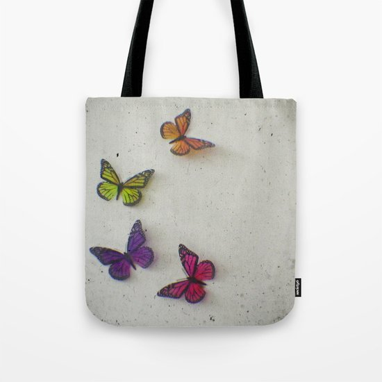 Oh to be a Butterfly Tote Bag