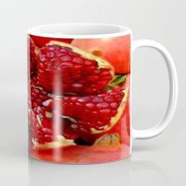 Pomegranate in Ephesus, Turkey Coffee Mug