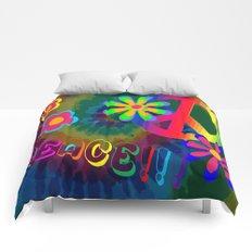 peace !!! Comforters