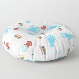 Fortune Teller Floor Pillow