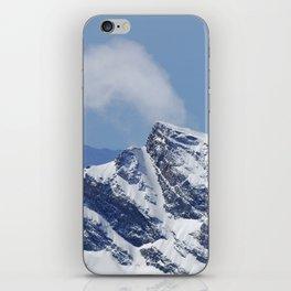 """Veleta mountain"". Aerial photography iPhone Skin"