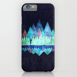 Trailrunning iPhone Case