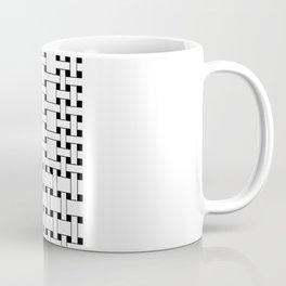 Weave Coffee Mug