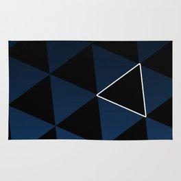 The odd triangle Rug