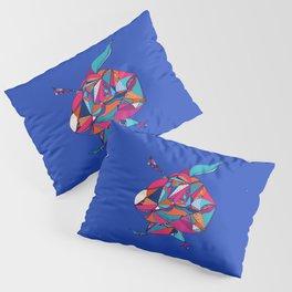 Patchwork Man Pillow Sham
