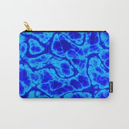 Blue stone Carry-All Pouch