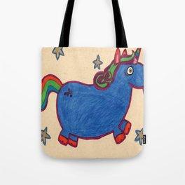 Karly's Unicorn Tote Bag