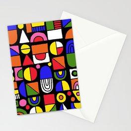 Building blocks 001 Stationery Cards