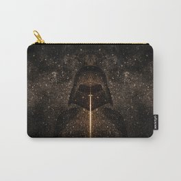 Force of light through the dark side Carry-All Pouch
