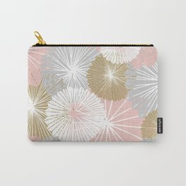 paper fan fireworks Carry-All Pouch