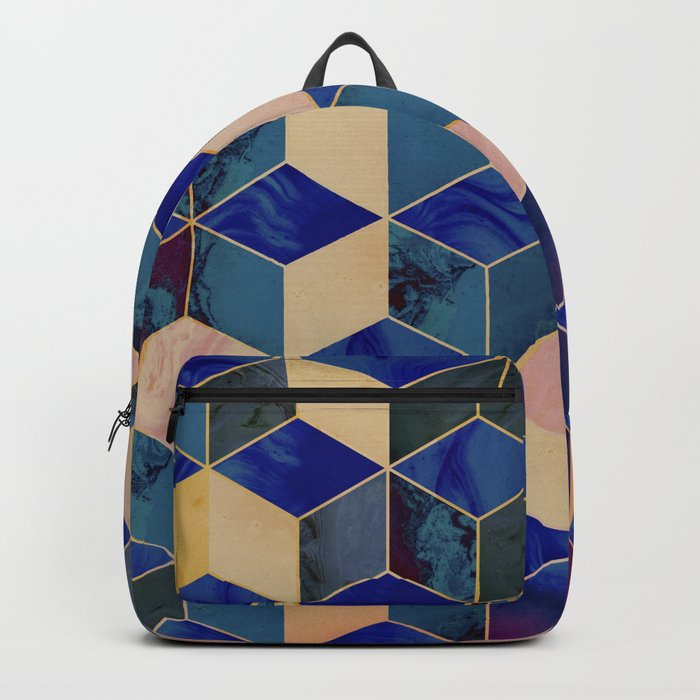 Geometrical Force #2 Backpack