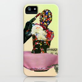 Kamakazi iPhone Case