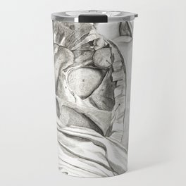Human Anatomy Art Print LUNG AORTA HEART Vintage Anatomy, doctor medical art, Antique Book Plate, Me Travel Mug