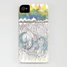 Rough Seas iPhone (4, 4s) Slim Case
