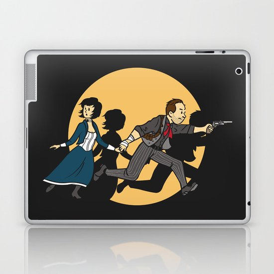 TinTinfinite Laptop & iPad Skin