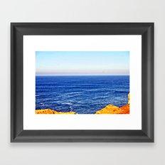 Our Oceans Framed Art Print