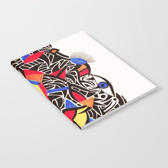 - romantic gate - Notebook