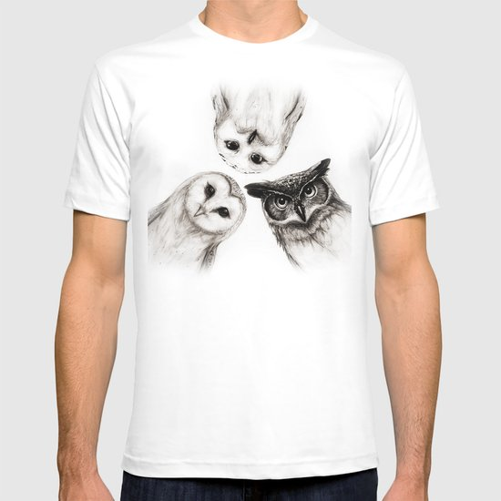 The Owl's 3 T-shirt