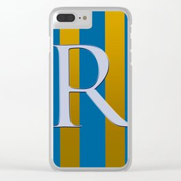 MINIMALISTIC HP HOUSES | RAVENCLAW Clear iPhone Case