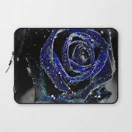 ROSE BLUE Laptop Sleeve