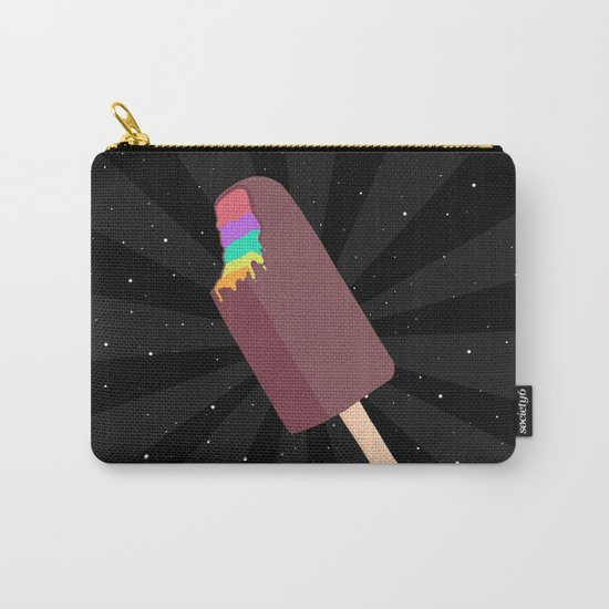 Rainbow in the Dark Fudge Carry-All Pouch