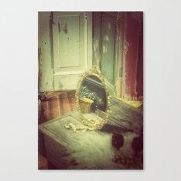 Hidden Glamour Canvas Print