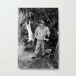 Lamb Slaughter Isla Mocha Chile Metal Print