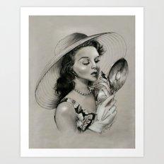 Beauty Art Print