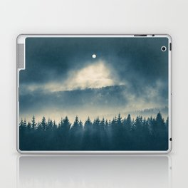 Follow the light Laptop & iPad Skin