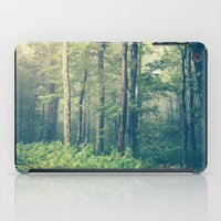 camp iPad Cases featuring Inner Peace by Olivia Joy StClaire