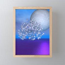 just a fancy tree -203- Framed Mini Art Print