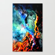 My Celestial Universe Canvas Print